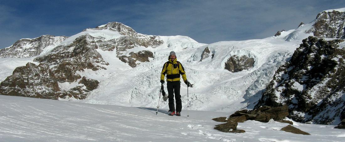 ghiacciao del Lys